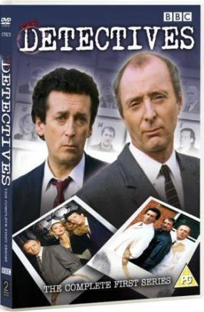 THE DETECTIVES - SERIES 1 (DVD)