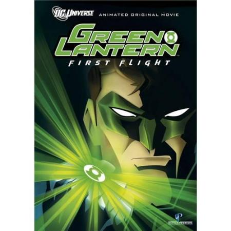 GREEN LANTERN - FIRST FLIGHT (ANIMASJON) (DVD)