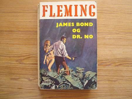 Ian Flemming - JAMES BOND OG DR. NO (1964)