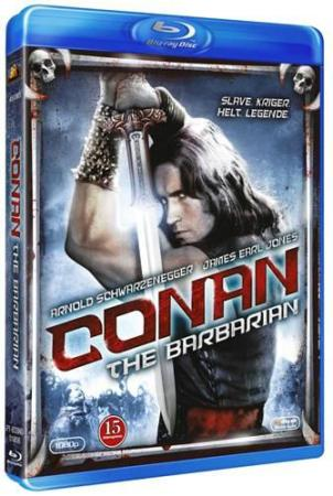 CONAN - THE BARBARIAN (1982) (BLU-RAY)