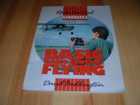 David Boddington : BASIC RADIO CONTROL FLYING