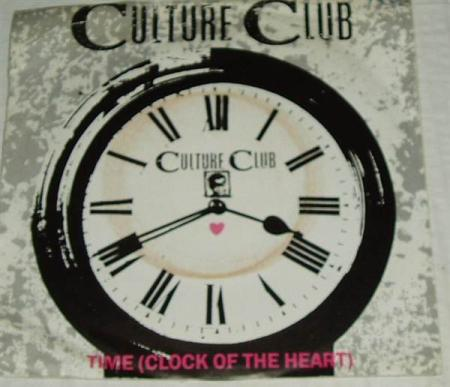 Culture Club: Time (Clocl of the heart)