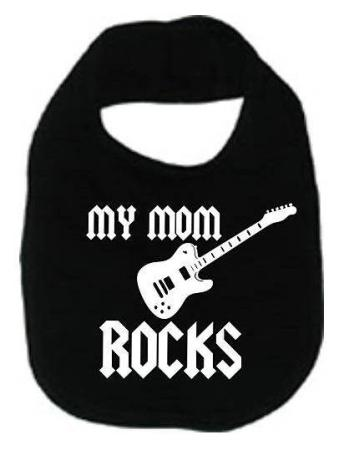 Smekke svart #003 - My Mom Rocks