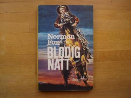 Norsk pocket nr.352; Norman Fox - Blodig natt