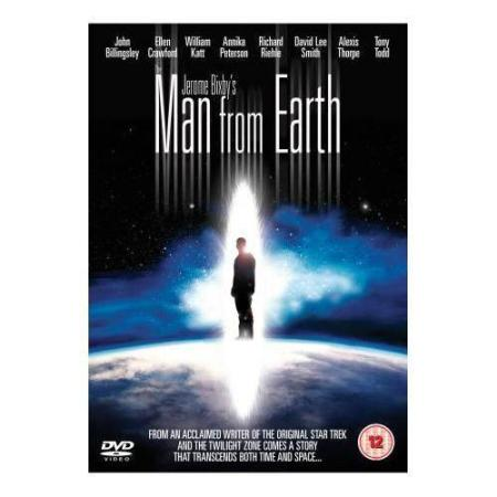 MAN FROM EARTH (DVD)