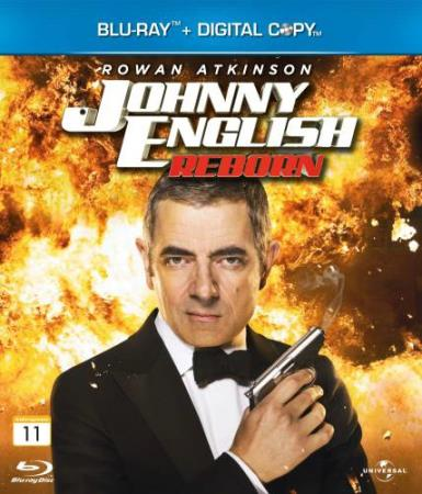 JOHNNY ENGLISH REBORN (BLU-RAY + DIGITAL COPY)