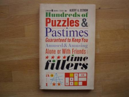 Hundreds of Puzzles & Pastimes (1963)
