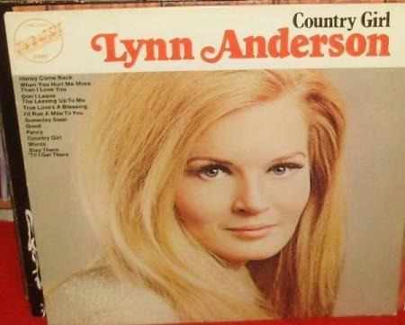 Lynn Anderson,  Country Girl