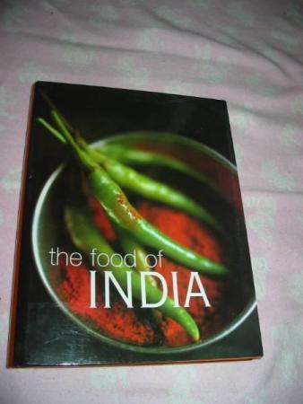 ny vare THE FOOD OF INDIA