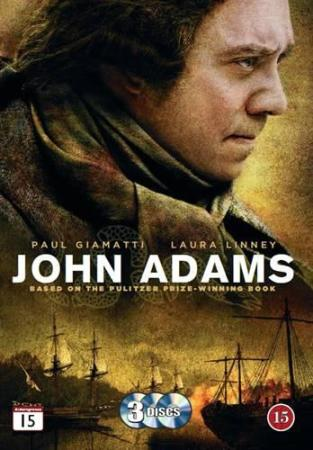 JOHN ADAMS (3 DISC) (DVD)
