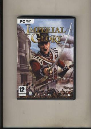 Imperial Glory : Pc spill : Strategi