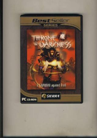 Throne of Darkness : Best seller series : Pc spill : Rpg
