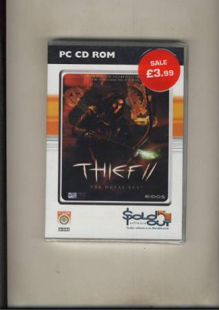 Thief 2 : Pc spill : First person sneaker