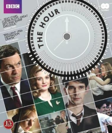 THE HOUR - SESONG 1 (2 DISC) (BLU-RAY)