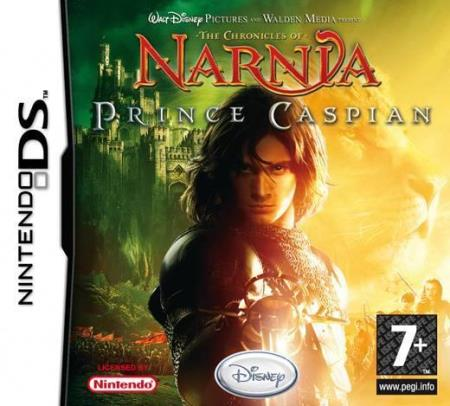 THE CHRONICLES OF NARNIA - PRINCE CASPIAN (NDS)