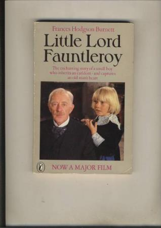 F.H. Burnett : Little Lord Fauntleroy - engelsk Penguin Book