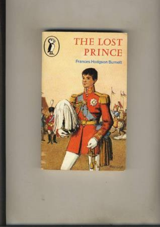 F.H. Burnett : The Lost Prince - engelsk utg. 1976