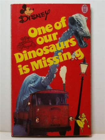 WALT DISNEY: Engelsk- One of our Dinosaurs is missing
