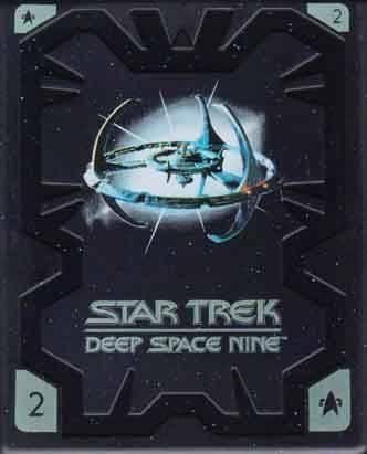STAR TREK - DEEP SPACE NINE - SESONG 2 (HARDBOX) (DVD)
