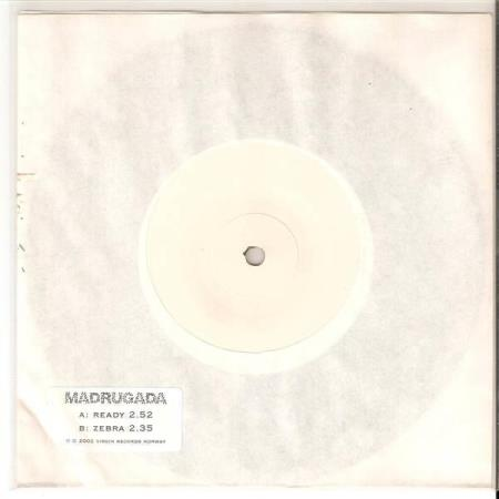 Madrugada - Grit CD  +  Ready Vinyl Singel
