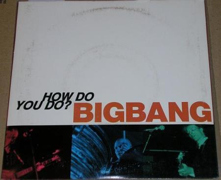BigBang - How Do You Do - Big Bang - Gul Vinyl Singel