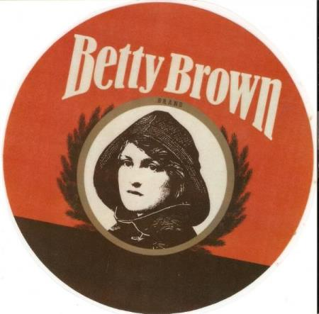 Kaizers Orchestra - Betty Brown Laminert Logo