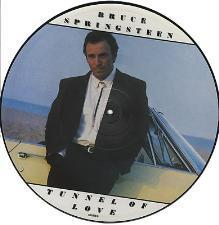 Bruce Springsteen - Tunnel Of Love - Picture Disc