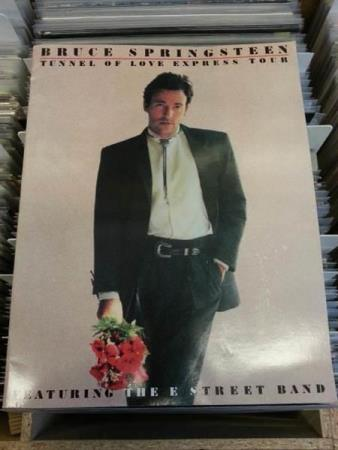 Bruce Springsteen - Tunnel of Love Express 1988