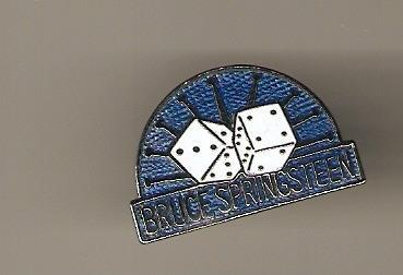 Bruce Springsteen Tour 1992-93 Pin