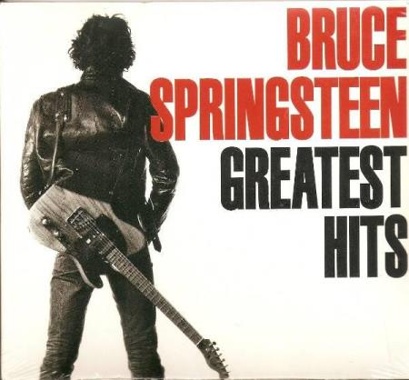 Bruce Springsteen - Greatest Hits - US Promo