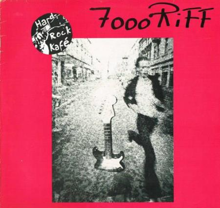 7000 Riff - Sjølmord Johnny Yen Bang! - Oslo - Diverse Artister - 7000 Riff - ARC-C 8654 - Arctic Records - Norge - 1979 Mangler booklet Side A: 1. Citadel - Fjell Og Stein 2. Edge - Fortrock 3. Johnny Yen Bang! - Gjør Det Sjøl 4. Sjølmord - 19... 5. Rat - We Are The Rats 6. Sphinx (Rabies)  - Oslo