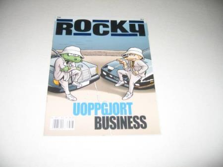 Rocky Nr. 3 - Uoppgjort business!