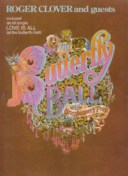 Roger Glover And Guests The Butterfly Ball And The Grasshoppers Feast