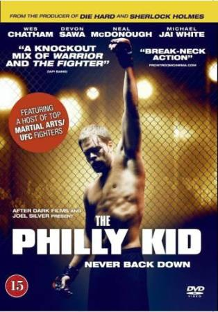 THE PHILLY KID (2012) (ACTION DRAMA) (DVD)