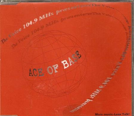 Ace Of Base - Promo CD-Singel