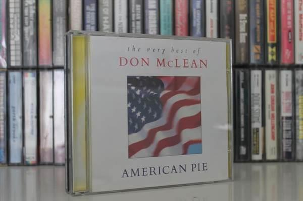 don mclean the very best of don mclean american pie. Black Bedroom Furniture Sets. Home Design Ideas