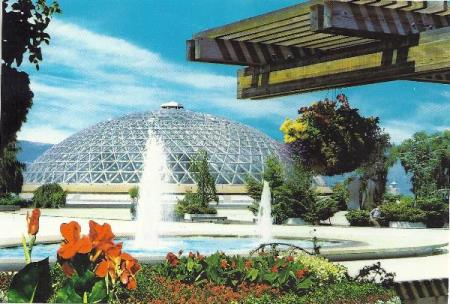 Vancouver BC - Bloedel Conservatory