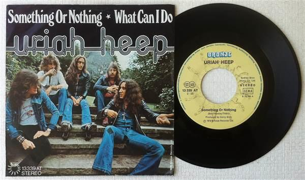 uriah big and beautiful singles Shop from the world's largest selection and best deals for uriah heep vinyl records is in beautiful single was a big hit uriah heep.
