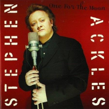 Stephen Ackles - One For The Moon - CD - Jonas Fjeld