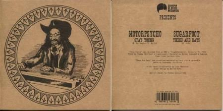 Motorpsycho /  Sugarfoot - Stay Young / These Are Days