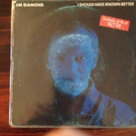 Jim Diamond: I should have known better/ Impossible dream