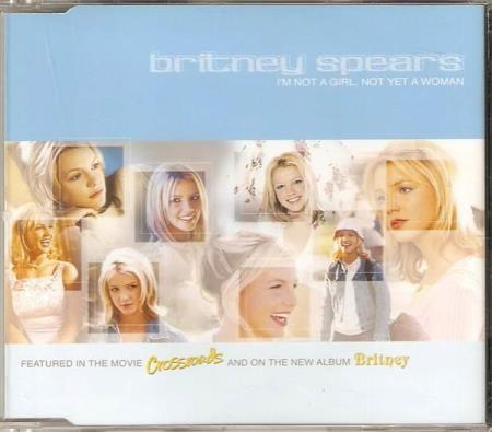 Britney Spears - Im Not A Girl. Not Yet A Woman - Promo