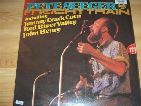 Pete Seeger:  Freicht Train