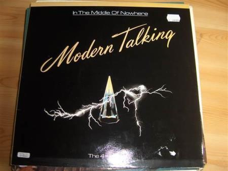 Modern Talking:  In The Middle Of Nowhere