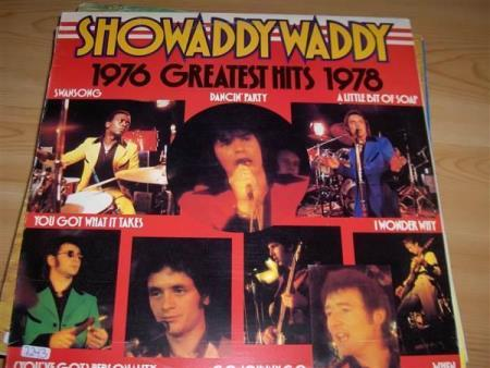 SHOWADDYWADDY:  1976 GREATEST HITS 1978