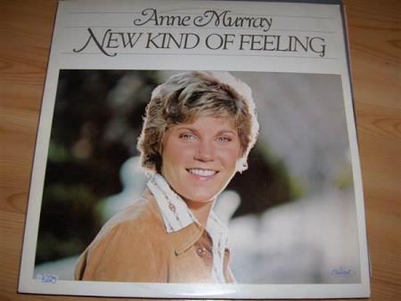 ANNE MURRAY:  NEW KIND OF FEELING