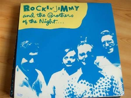 ROCKIN JIMMY:  BY THE LIGHT OF THE MOON!