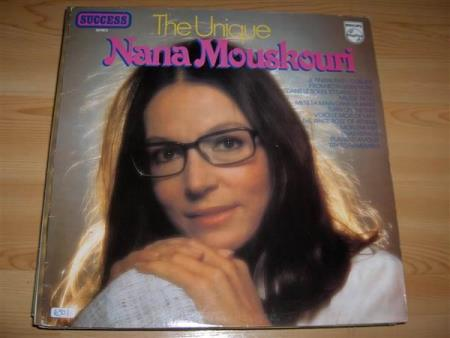 NANA MOUSKOURI:  THE UNIQUE