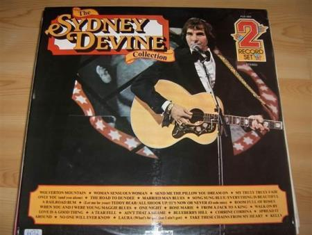THE SYDNEY DEVINE:  COLLECTION