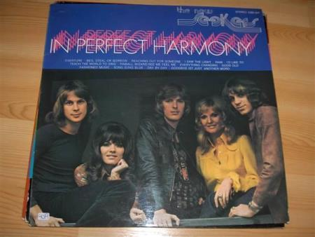 The New Seekers:  In Perfect Harmony